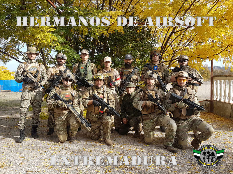 Hermanos de Airsoft Extremadura