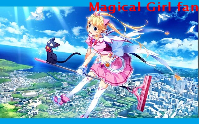 Magical Girl fan