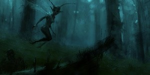 Forêt Corrompue