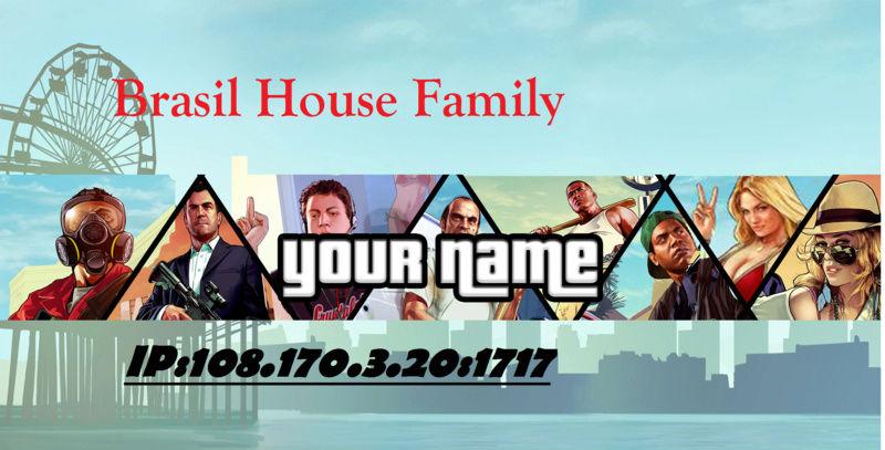 Brasil House Family