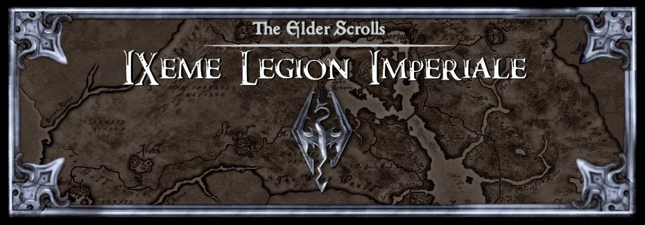 La IXème Légion Impériale