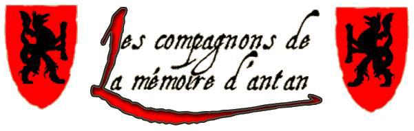 Les Compagnons de la Mémoire d'Antan