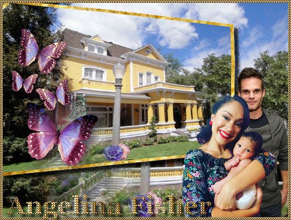 Angelina & Kevin love for ever