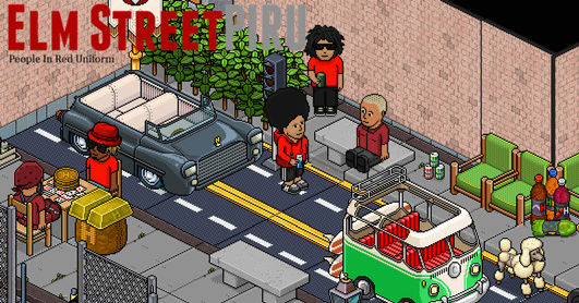 Elm Street Piru