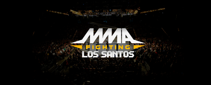 MMA Fighting Los Santos