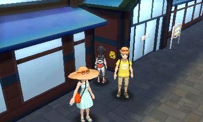 Pokemon Ultrasole & Ultraluna - Adesivo 012