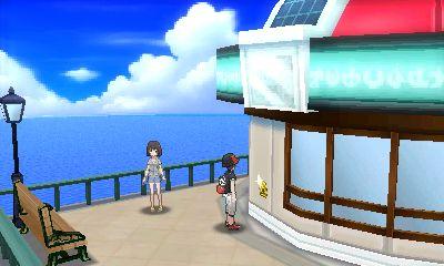 Pokemon Ultrasole & Ultraluna - Adesivo 017