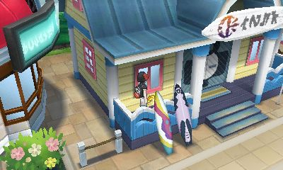 Pokemon Ultrasole & Ultraluna - Adesivo 021