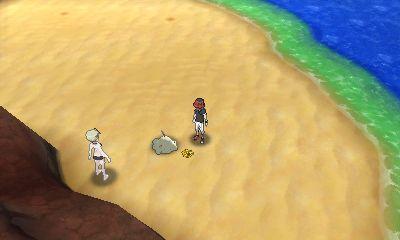 Pokemon Ultrasole & Ultraluna - Adesivo 030