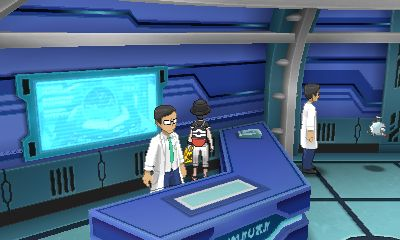 Pokemon Ultrasole & Ultraluna - Adesivo 060