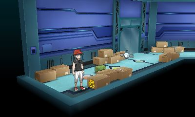 Pokemon Ultrasole & Ultraluna - Adesivo 061