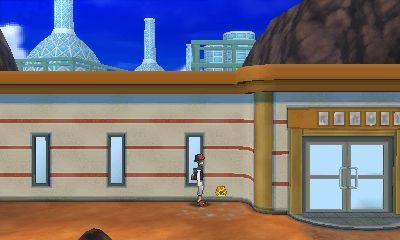 Pokemon Ultrasole & Ultraluna - Adesivo 064
