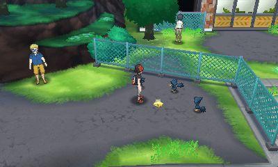 Pokemon Ultrasole & Ultraluna - Adesivo 069