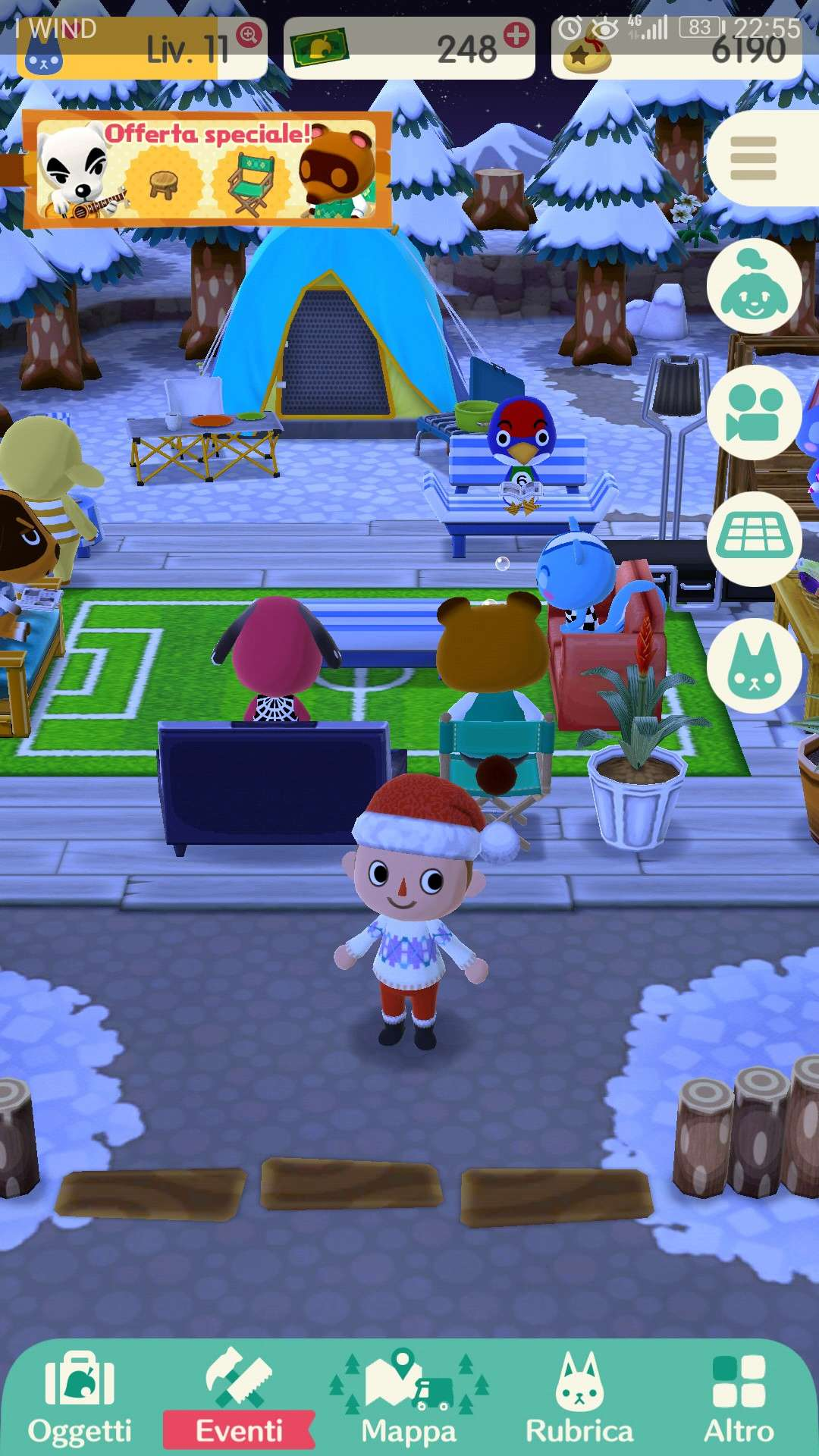 Animal Crossing Pocket Camp 01