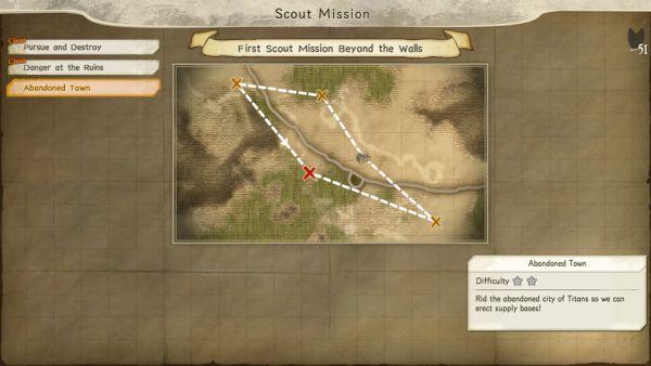 Attack on Titan 2 Attività 04
