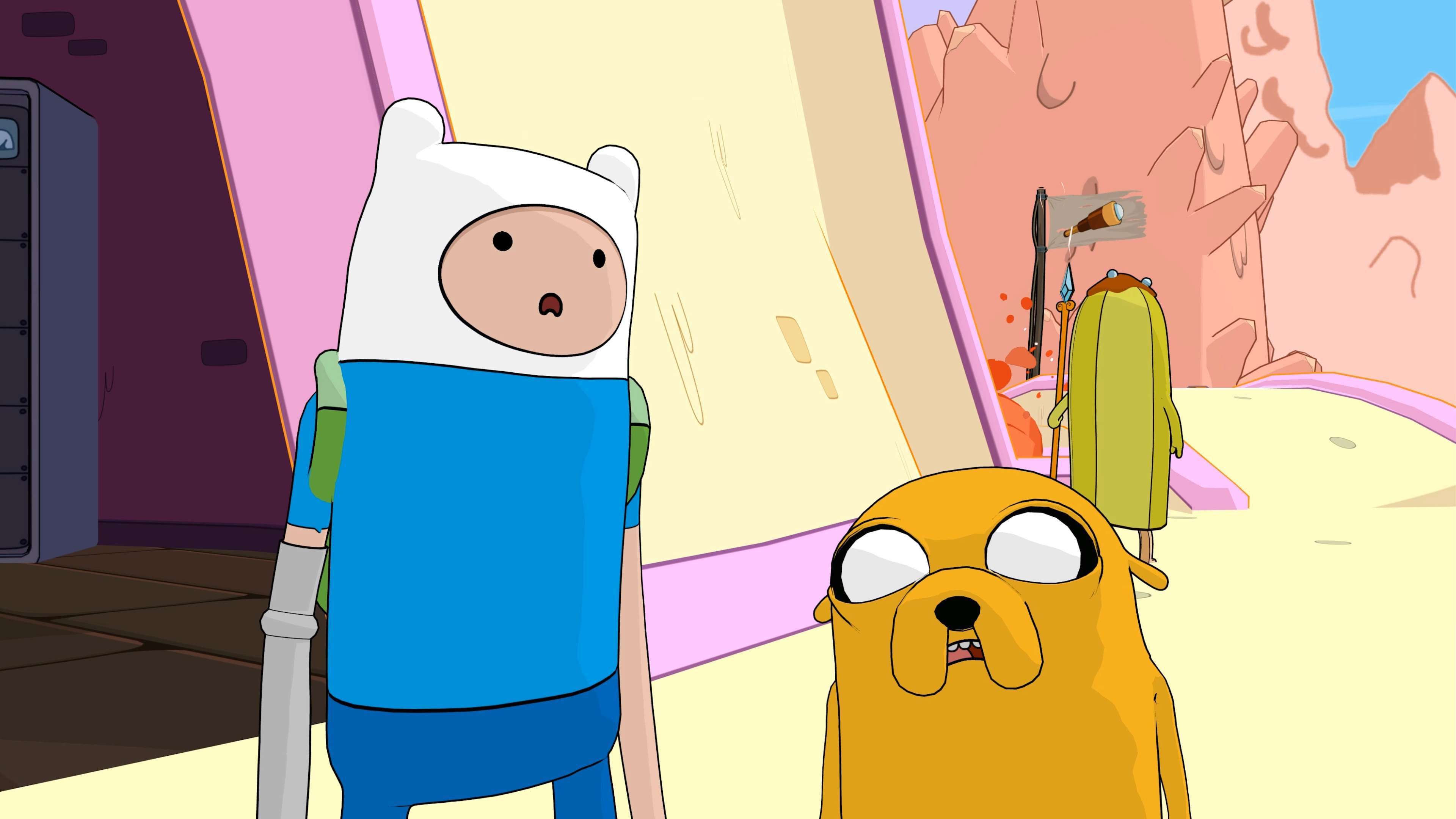 Adventure Time I Pirati dell'Enchiridion 01