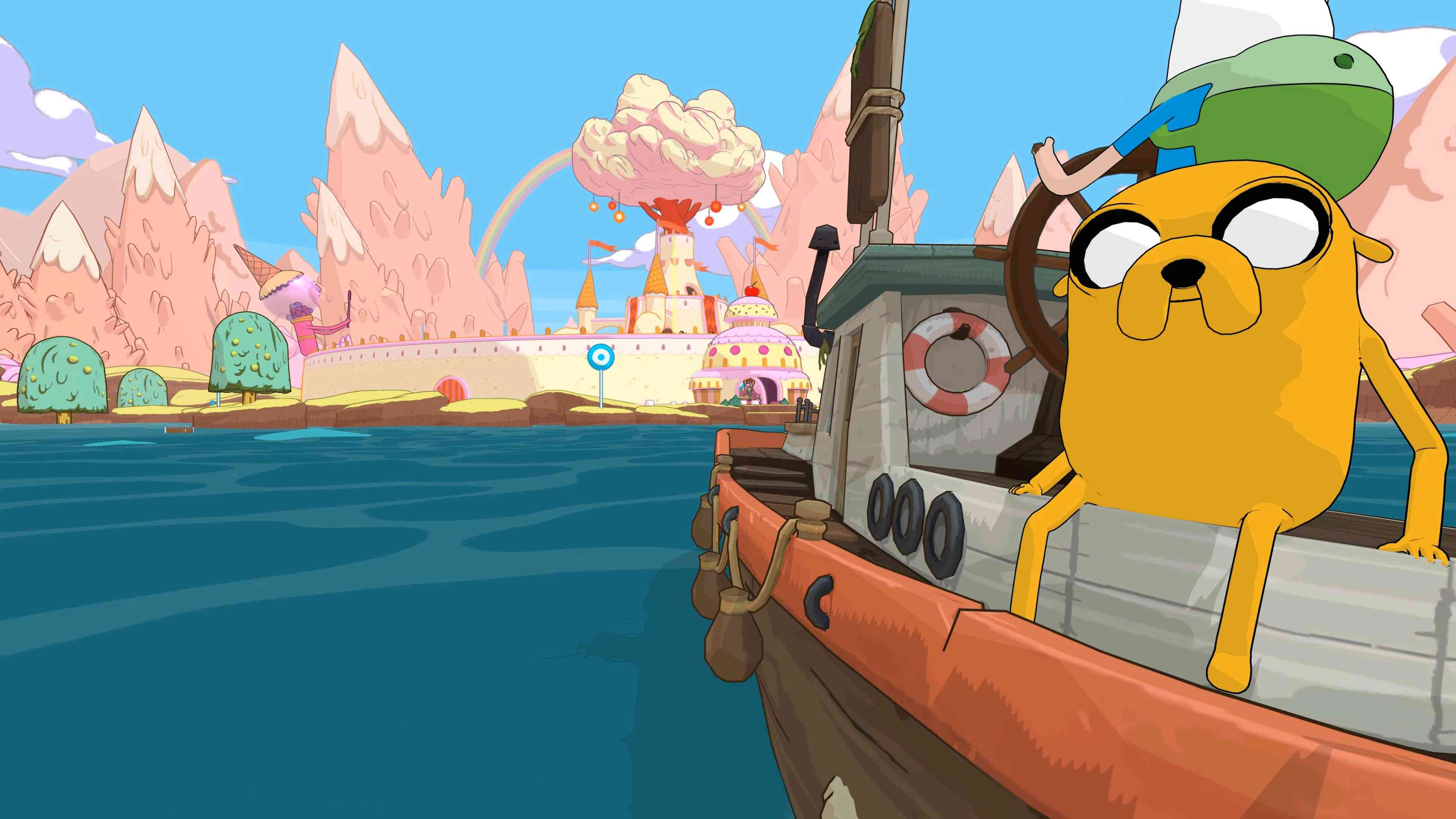 Adventure Time I Pirati dell'Enchiridion 04
