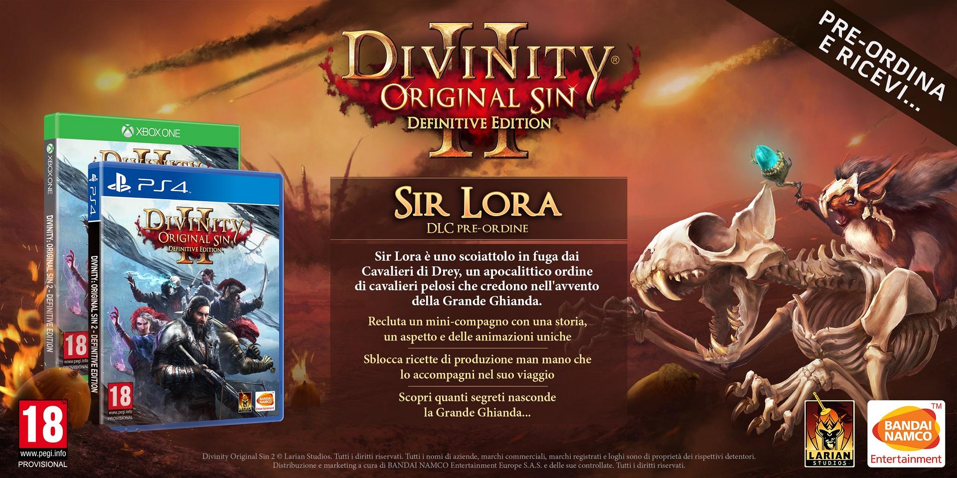 Divinity Original Sin II - Preorder