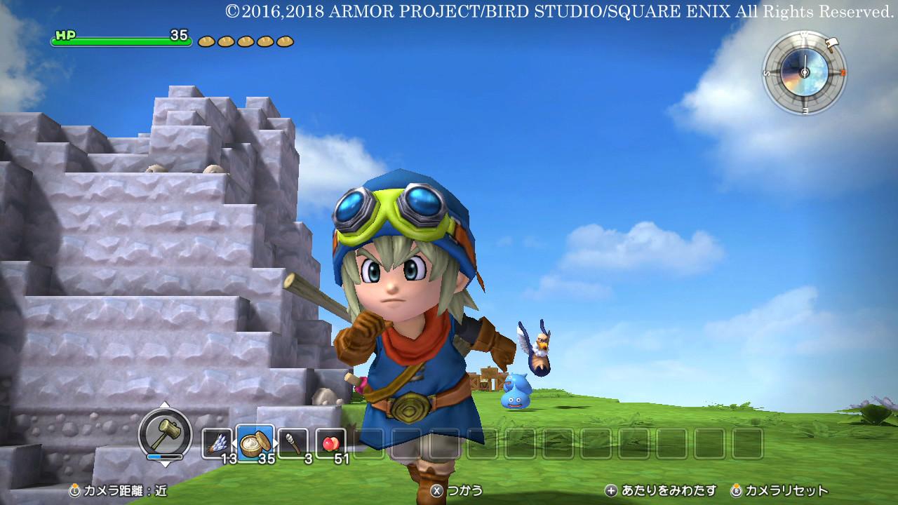 Dragon Quest Builders 06