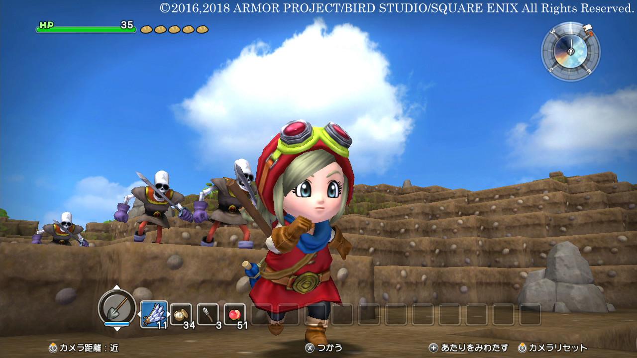 Dragon Quest Builders 07