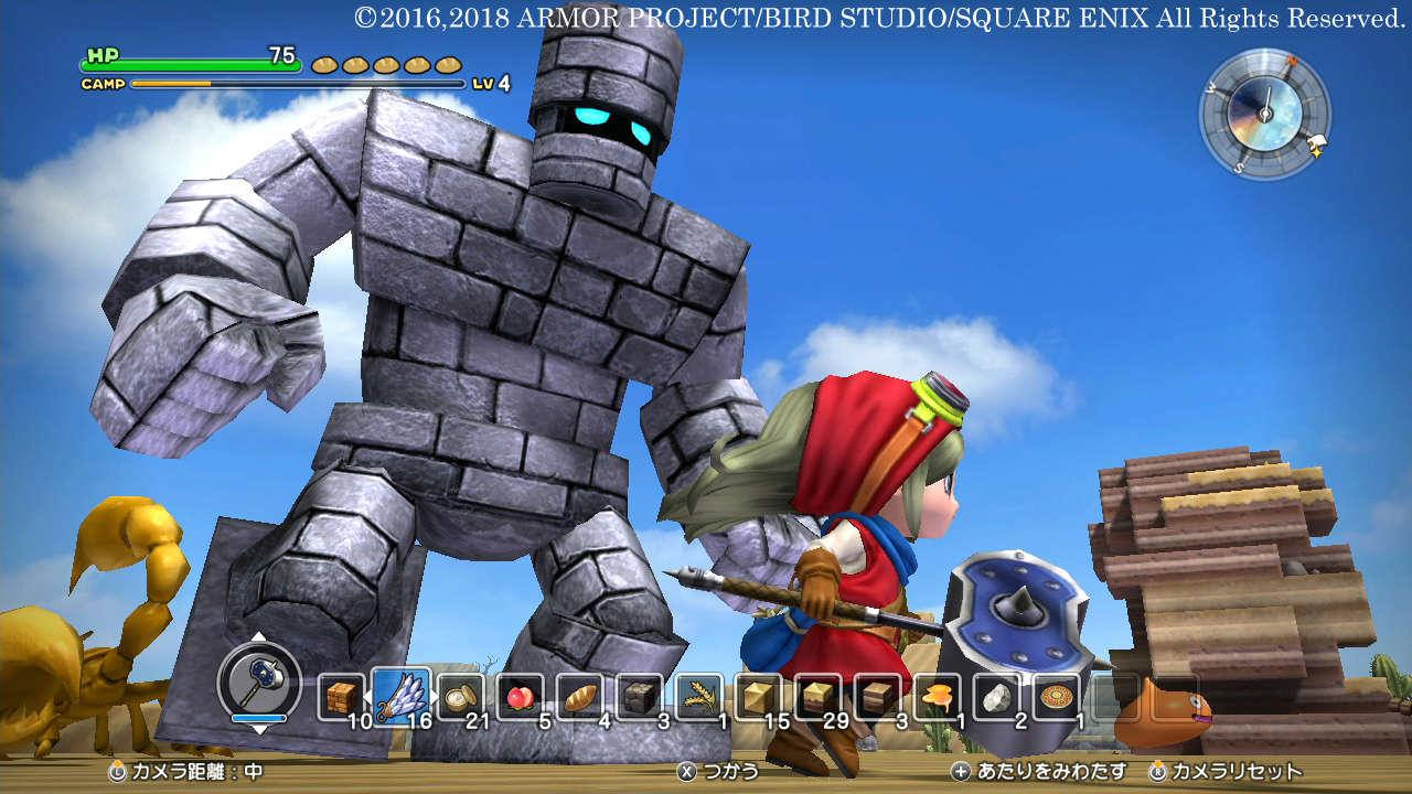 Dragon Quest Builders 13