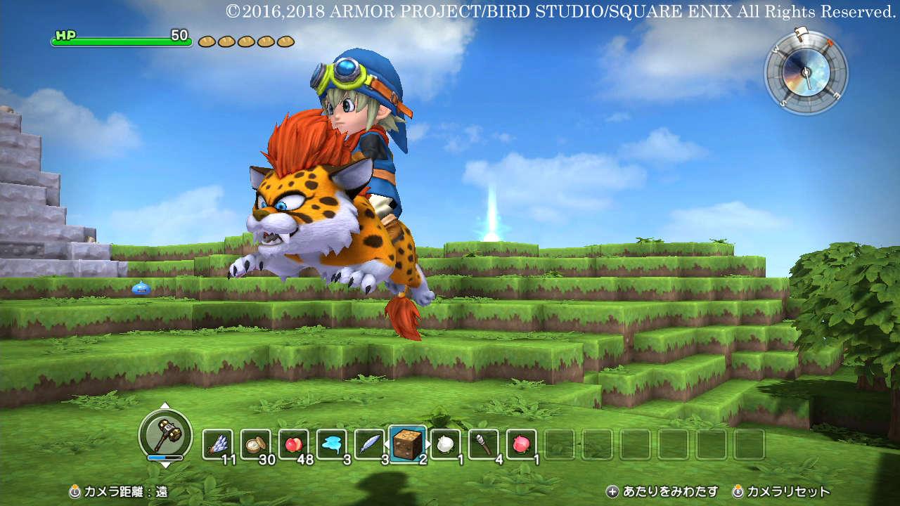 Dragon Quest Builders 22