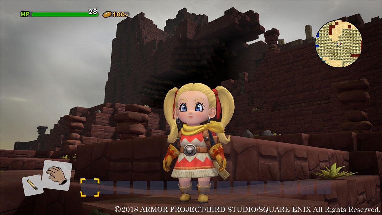Dragon Quest Builders 2 13