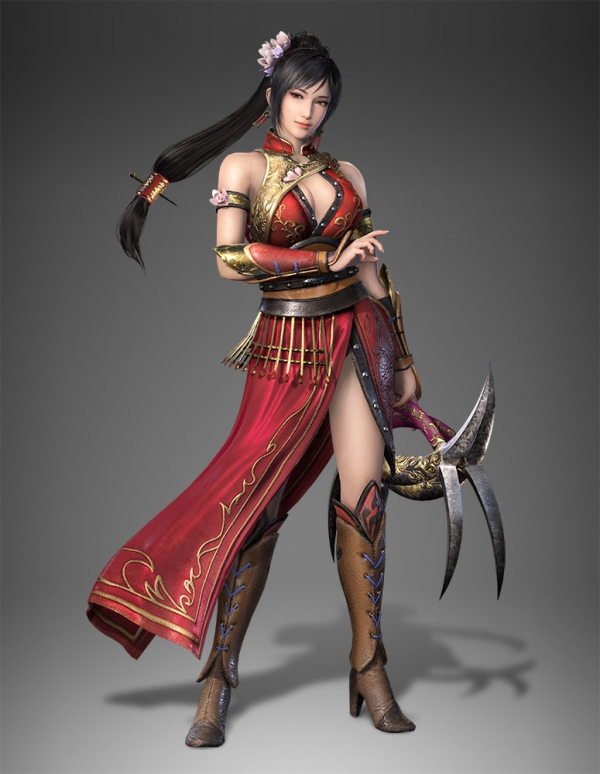 Dynasty Warriors 9 02