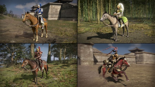 Dynasty Warriors 9 Cavalli 2