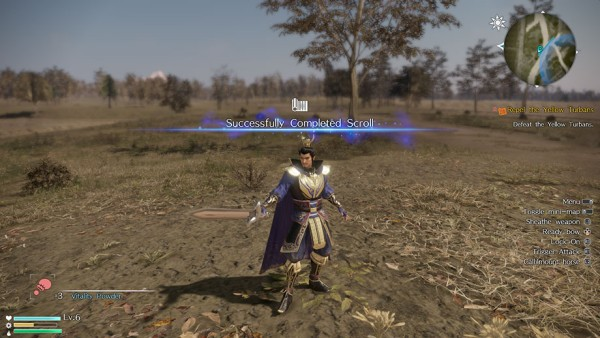 Dynasty Warriors 9 Crafting 1