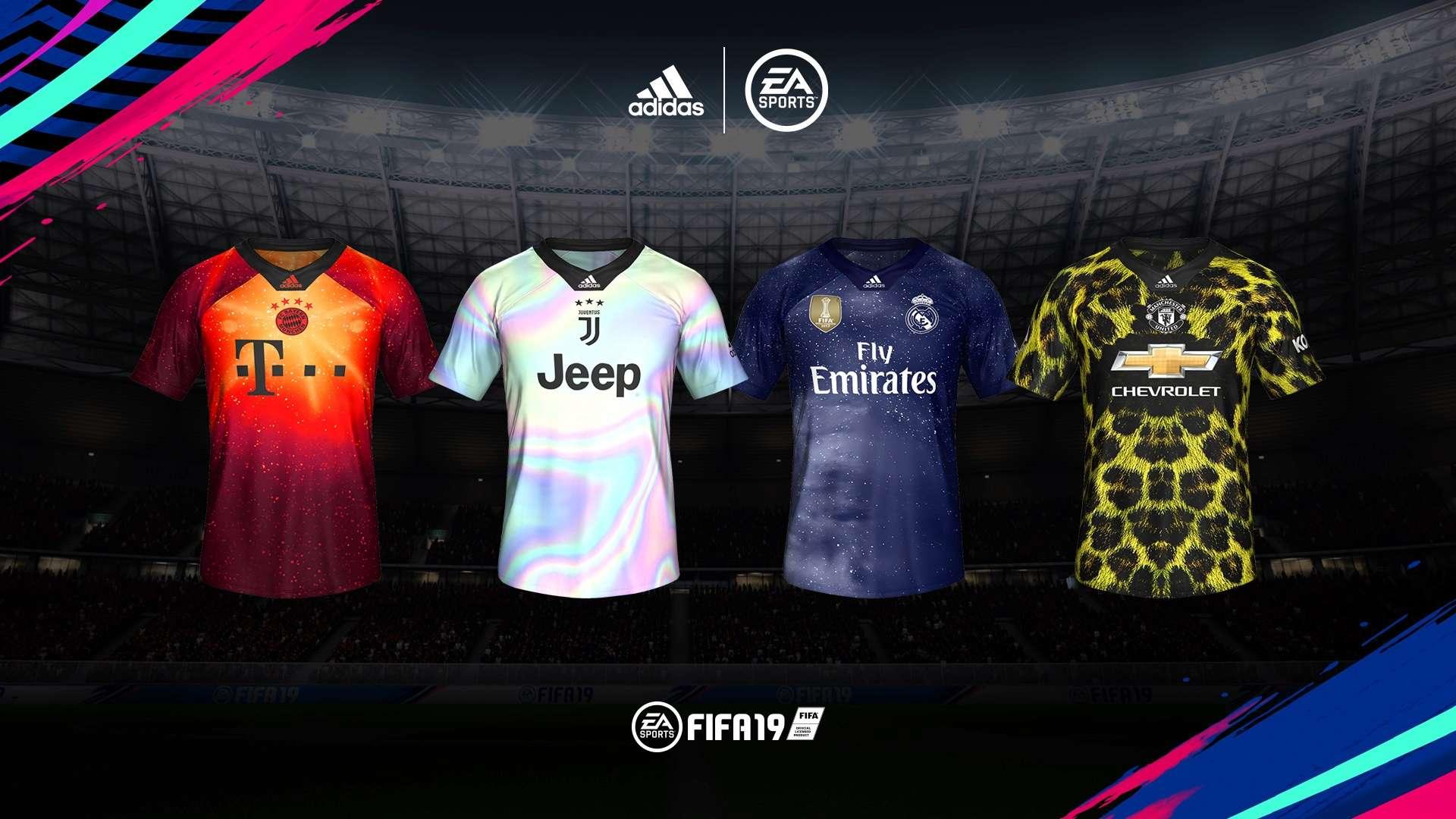 FIFA 19 EA Sports Jersey