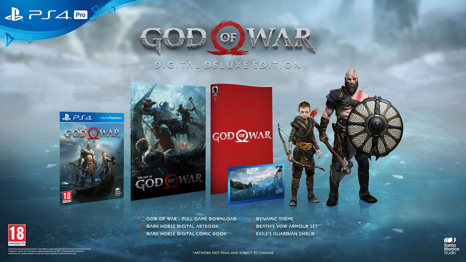 God of War - Digital Deluxe Edition