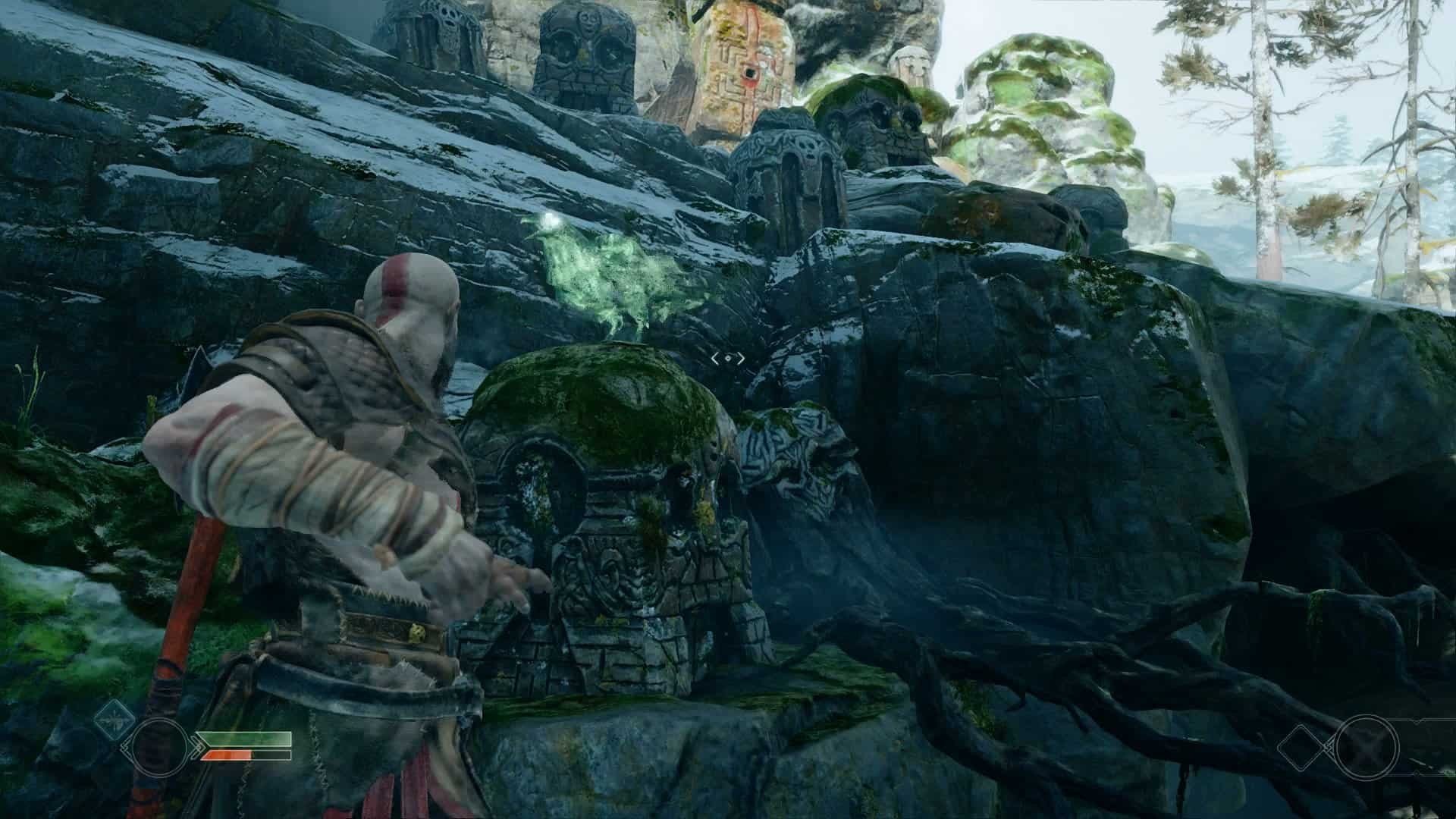 God of War - Corvi di Odino