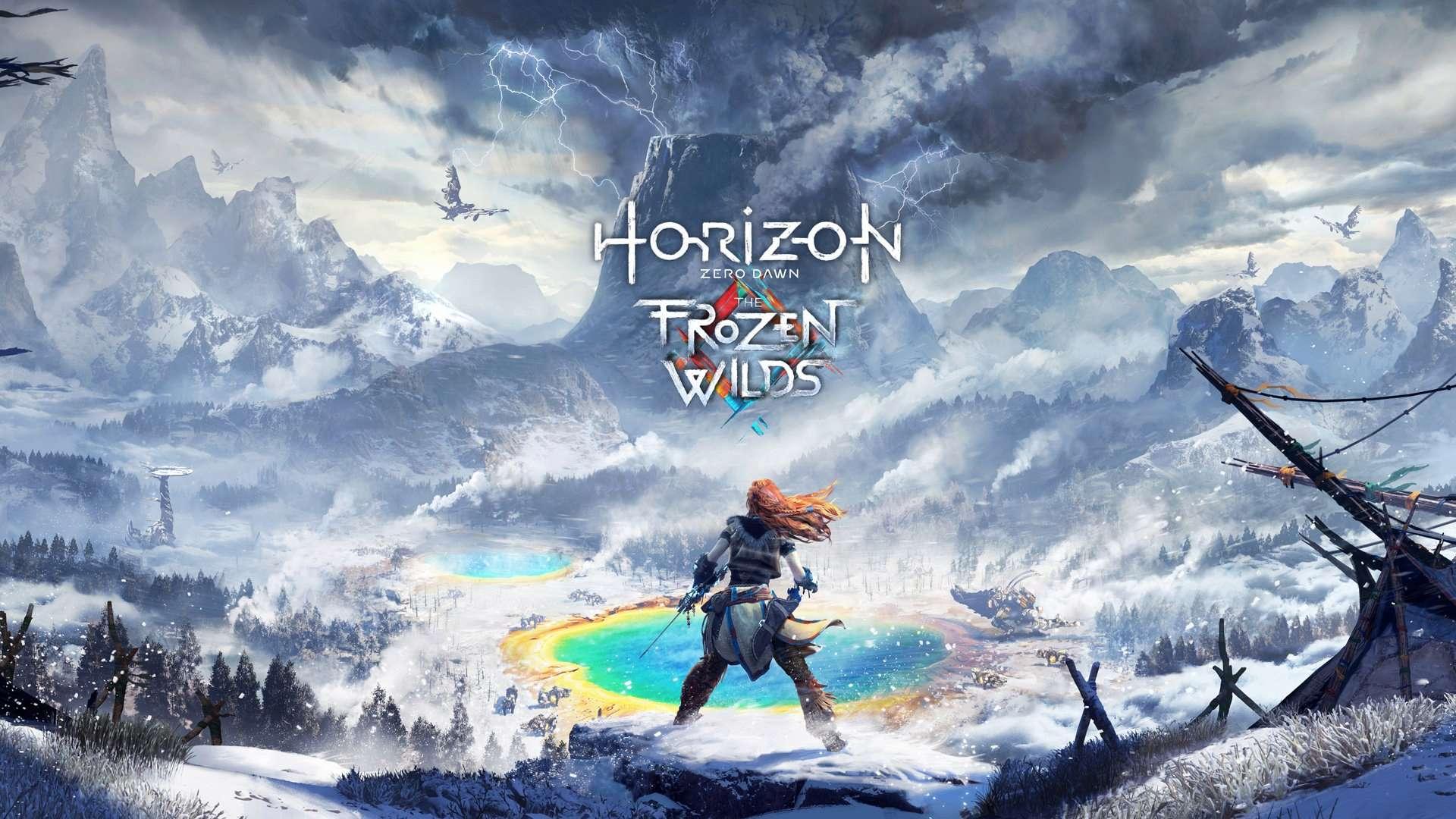 Horizon Zero Dawn - The Frozen Wilds Logo