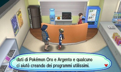 Pokemon Ultrasole/Ultraluna - Iwata 2