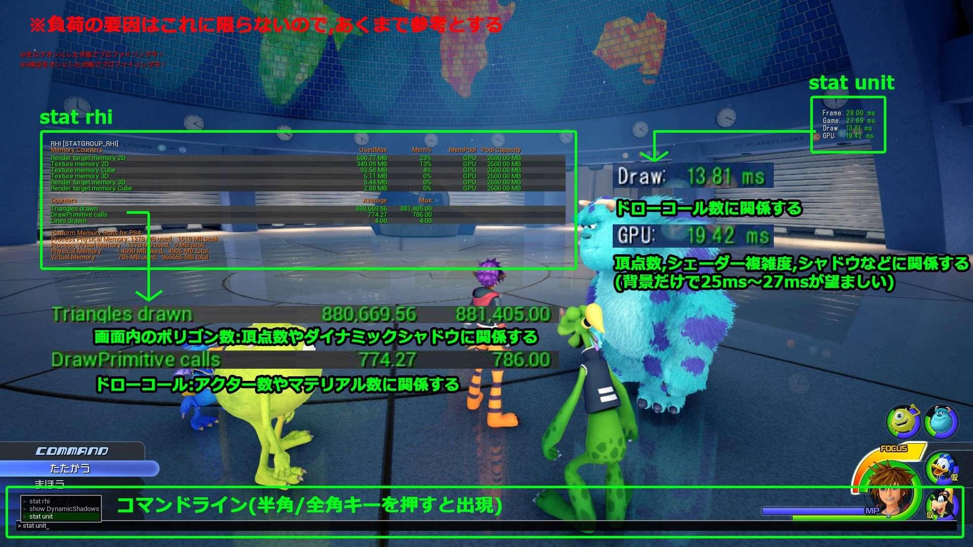 Kingdom Hearts 3 Monster Inc Leak 2
