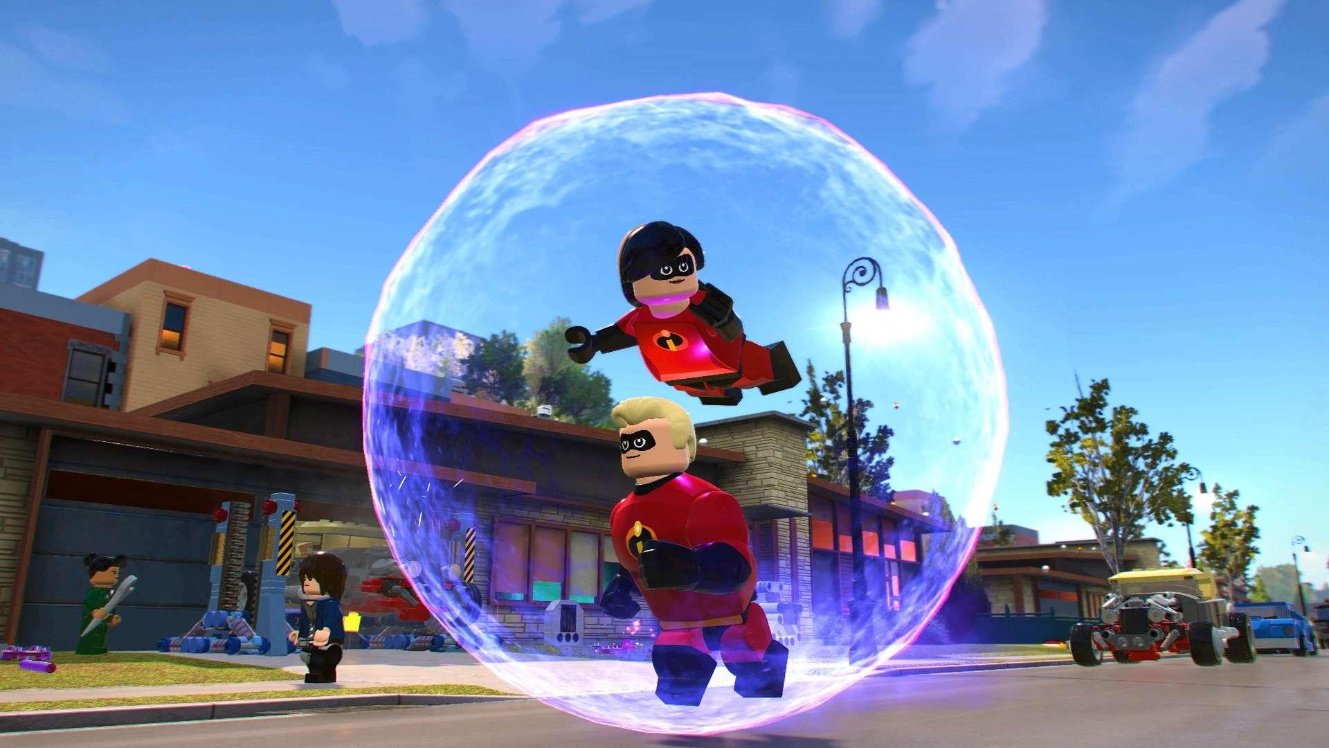 LEGO Gli Incredibili 05