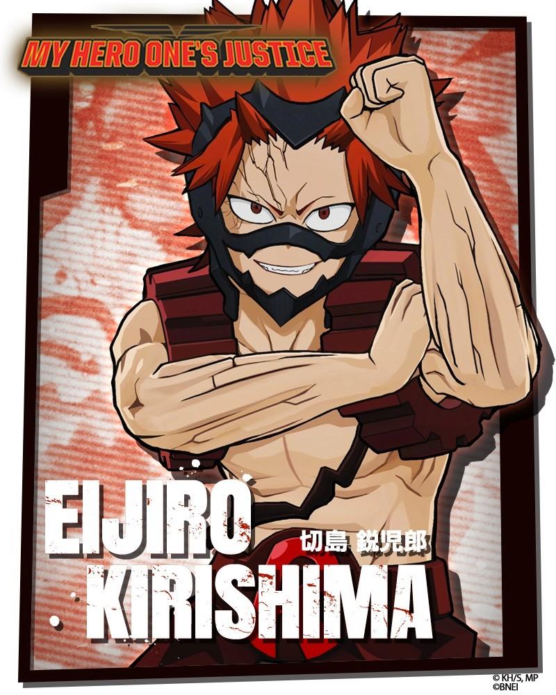My Hero One's Justice - Eijiro