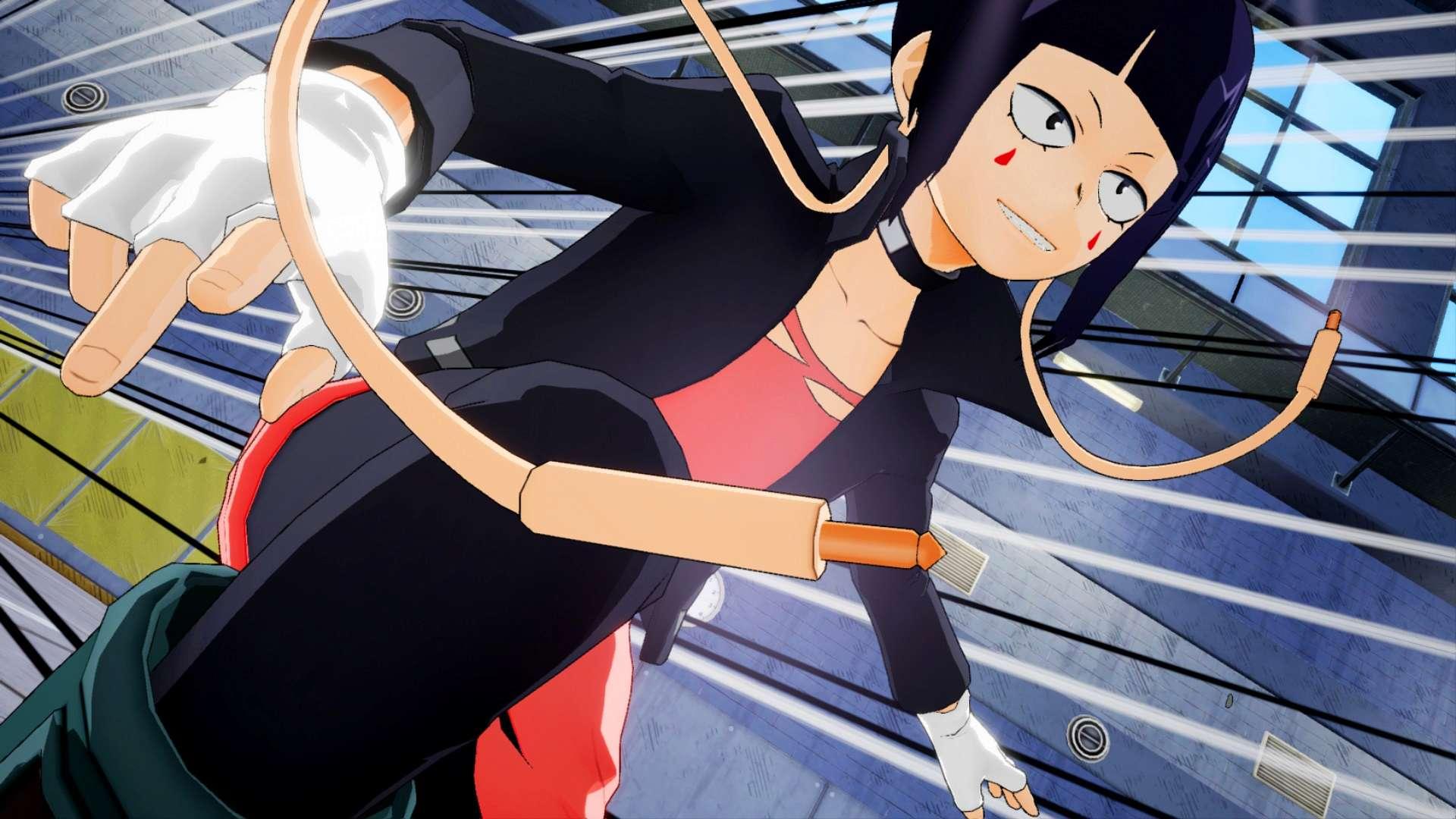 My Hero One's Justice - Kyoka Screen
