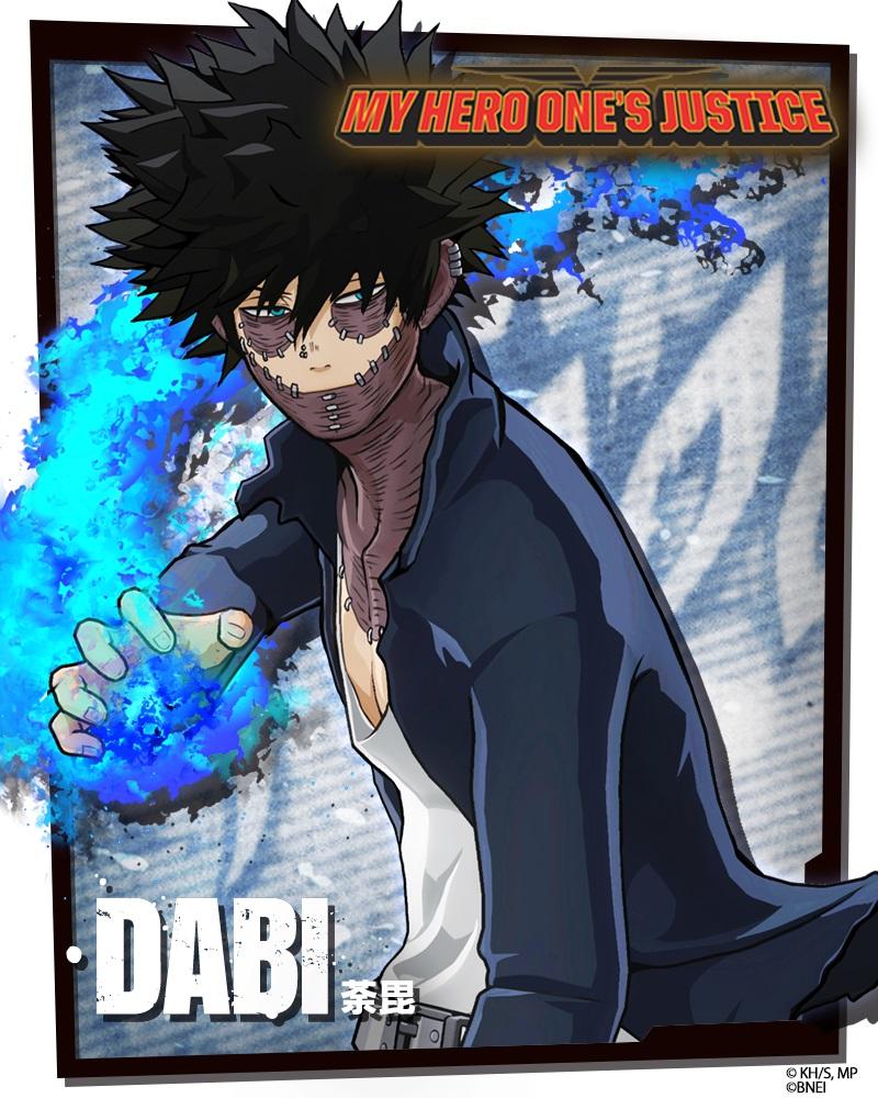 My Hero One's Justice - Dabi