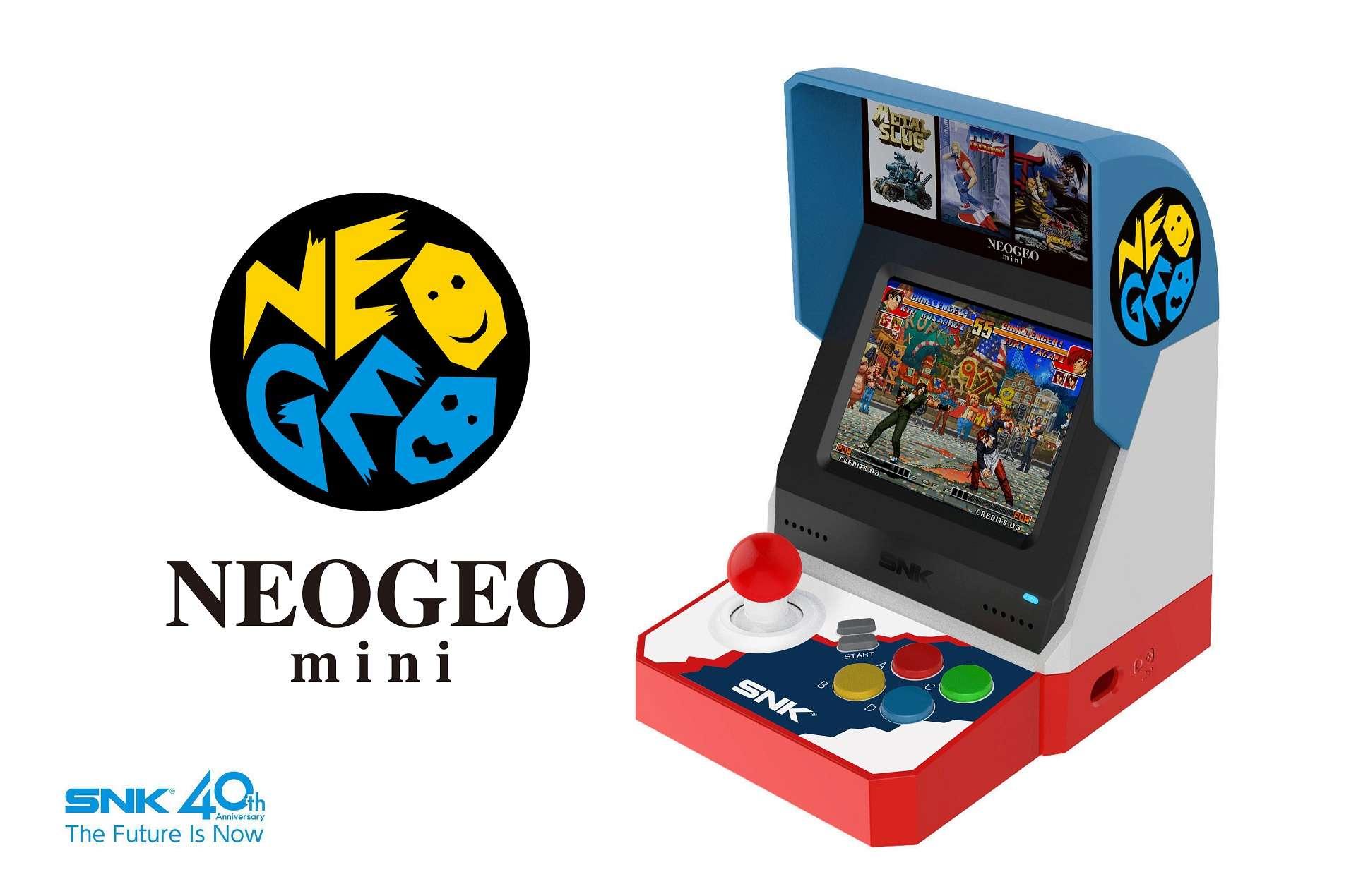 Neo Geo Mini 1