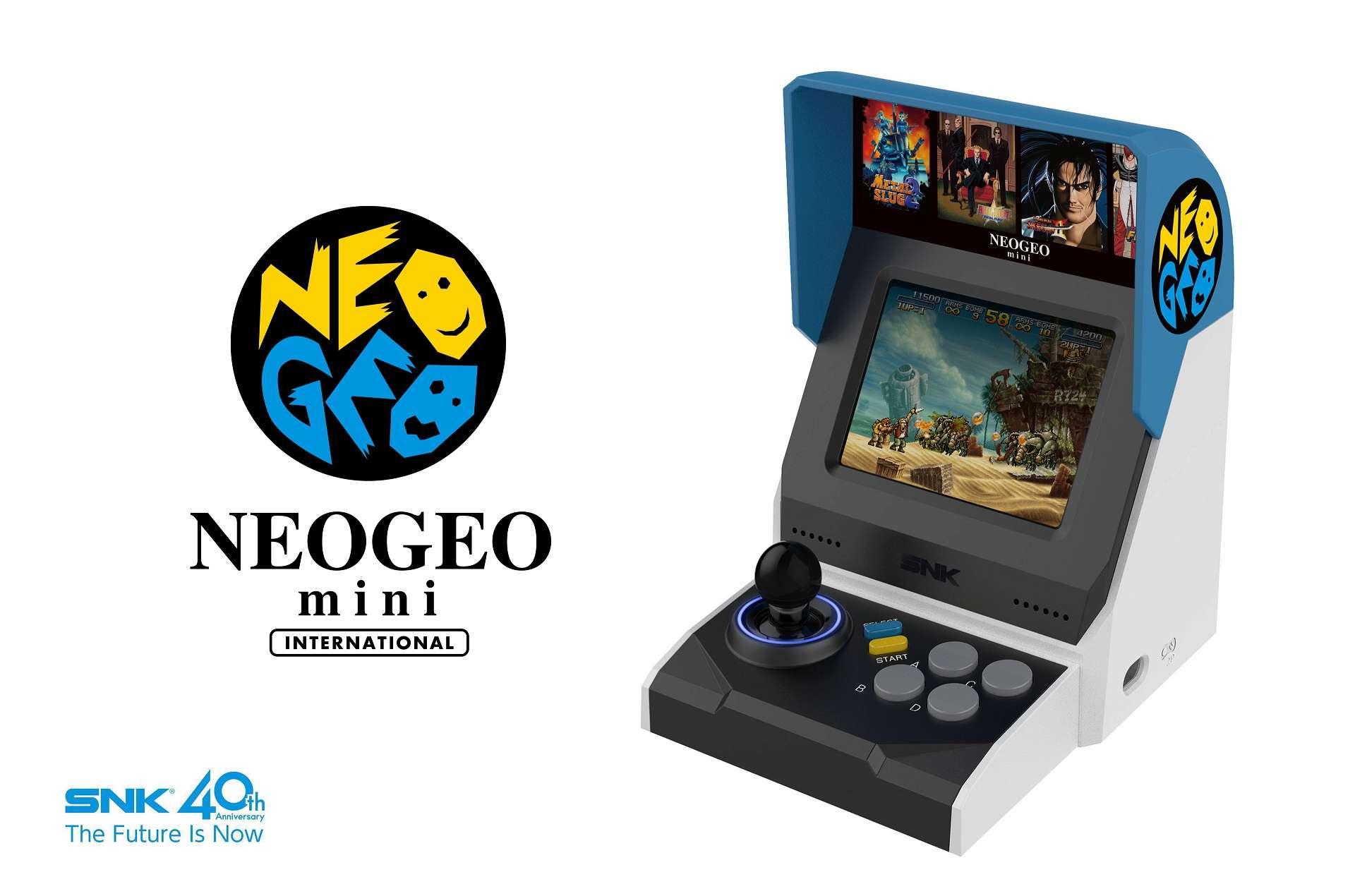 Neo Geo Mini 4