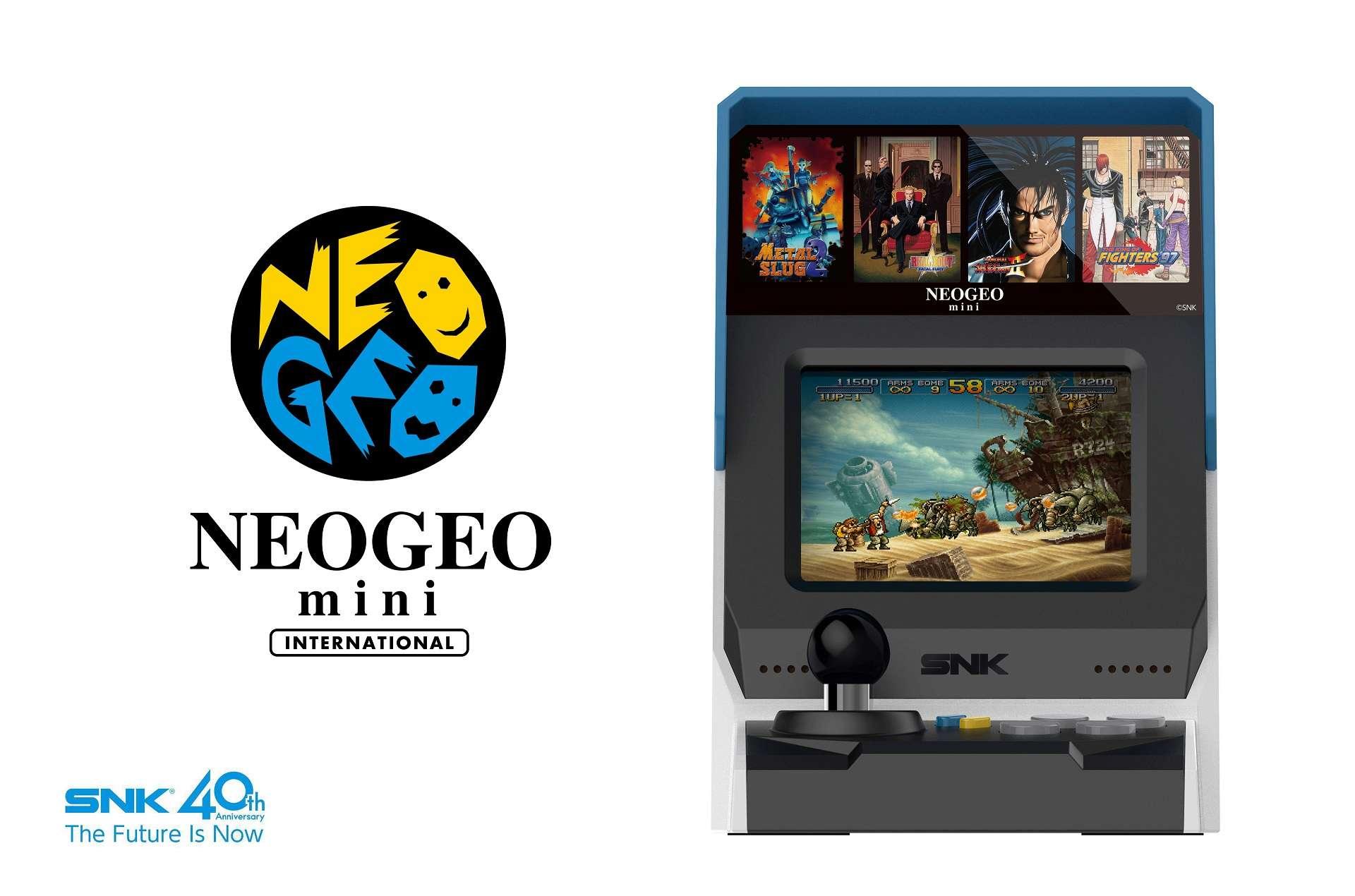 Neo Geo Mini 5
