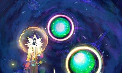Pokemon Ultrasole/Ultraluna - Ultraspazio