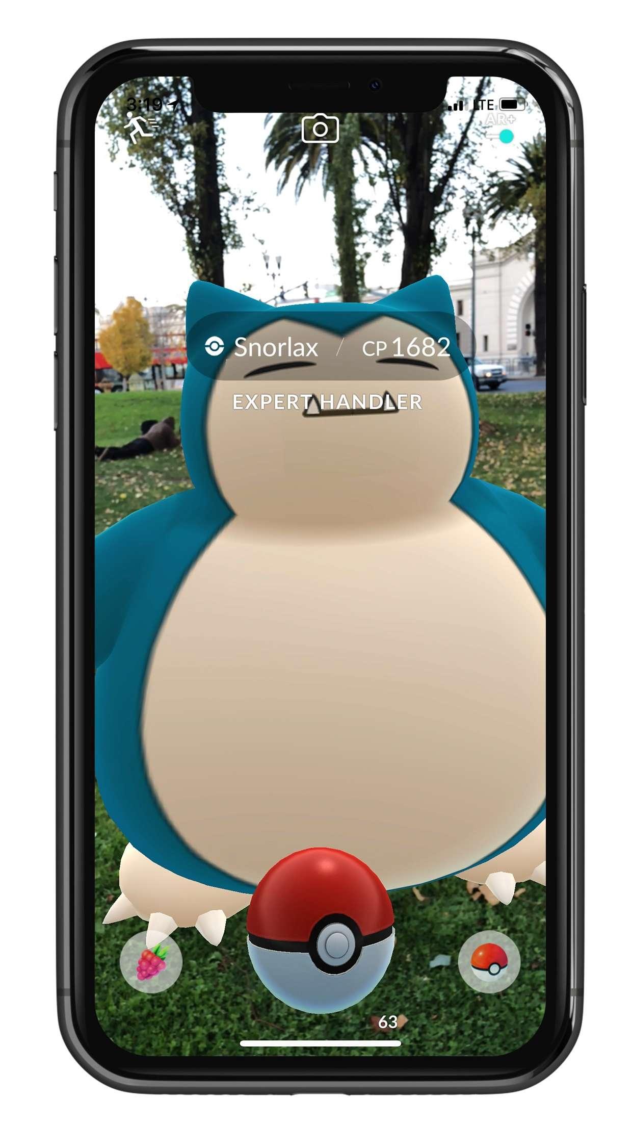 Pokemon GO AR+ 2