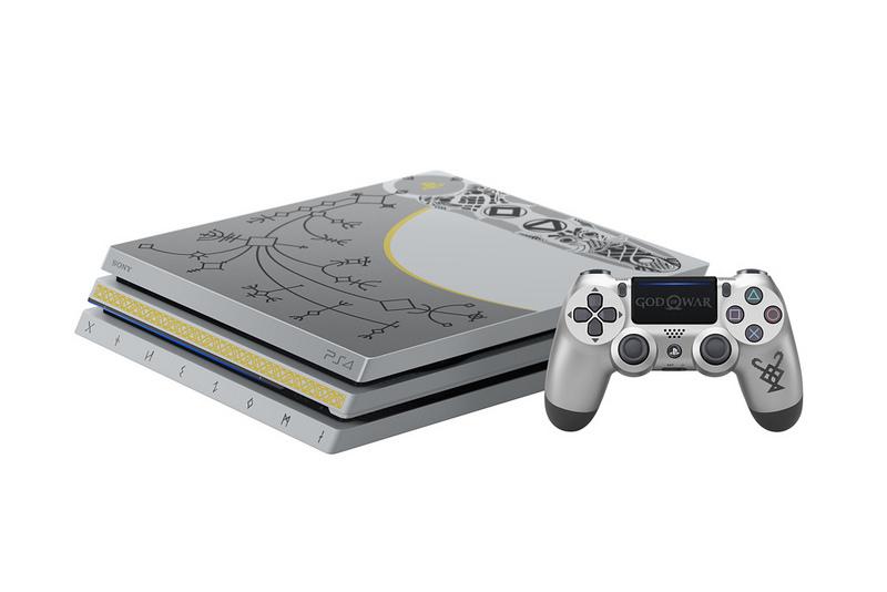 PS4 Pro God of War 02