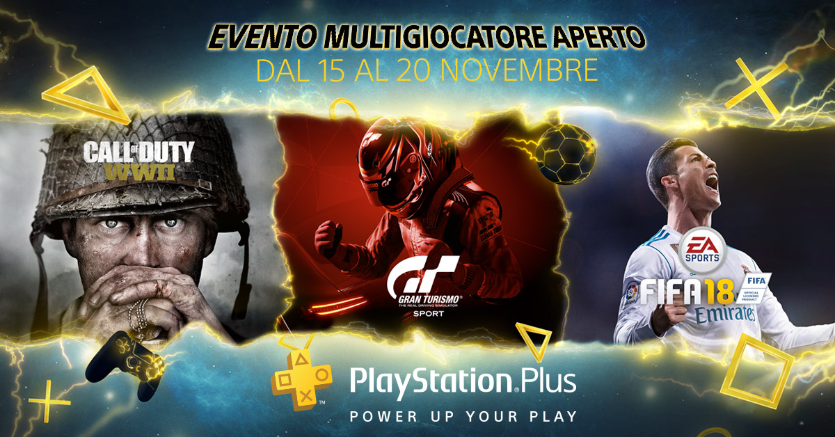 PS Plus Open Multiplayer