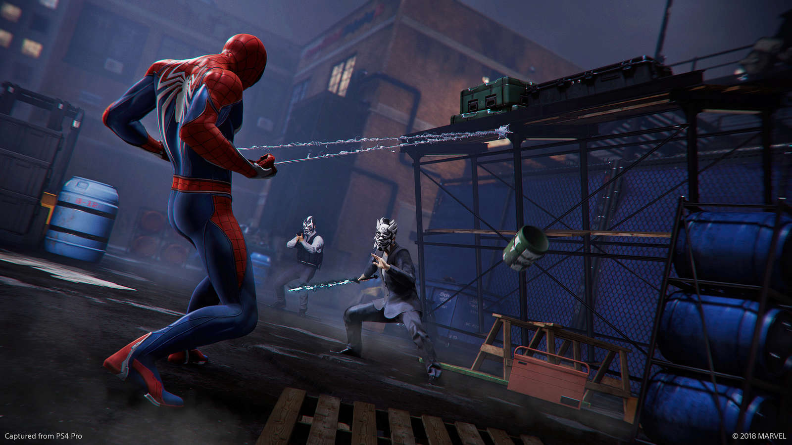 Marvel's Spider-Man - Combat System