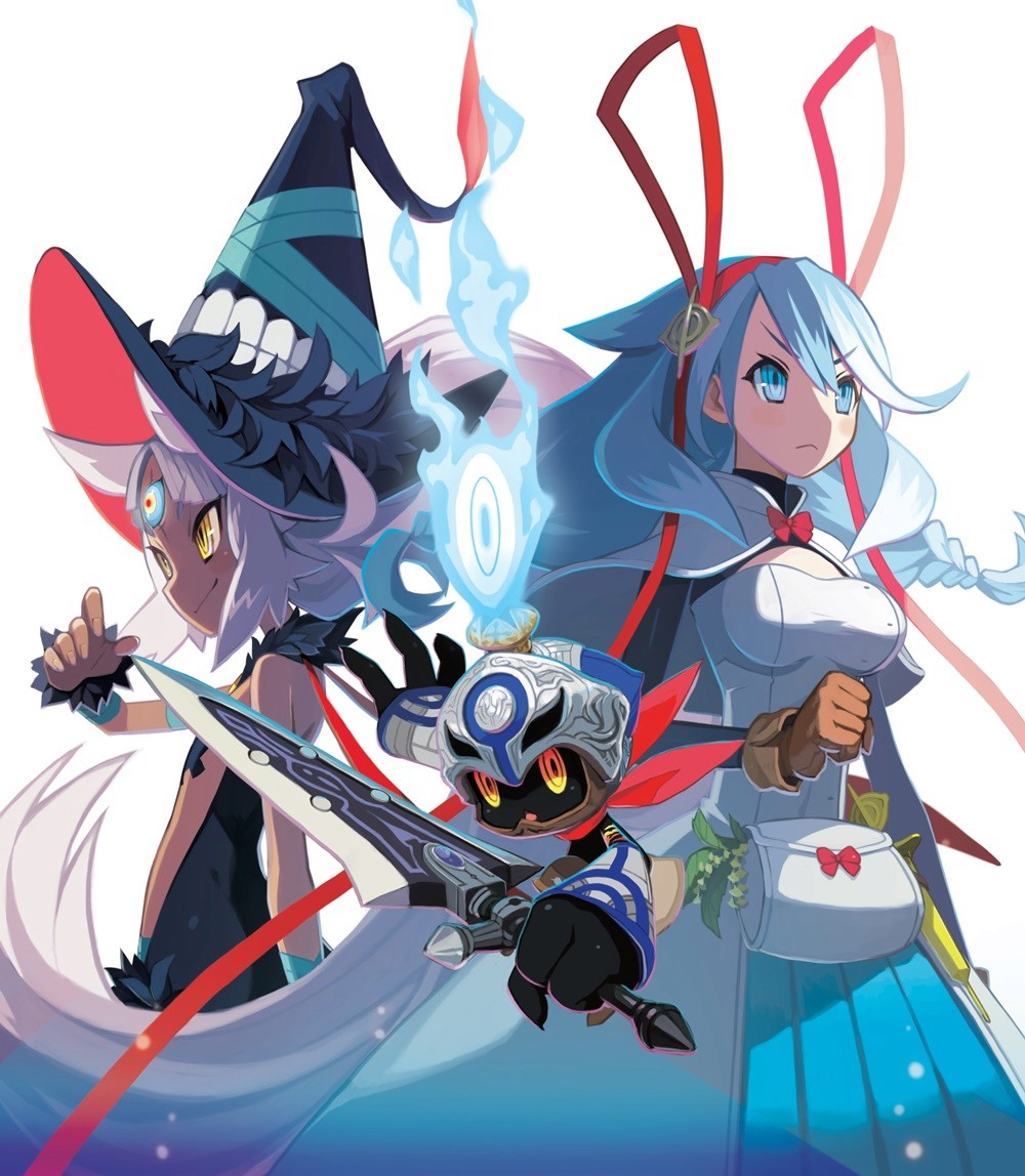 The Witch and the Hundred Knight 2 01