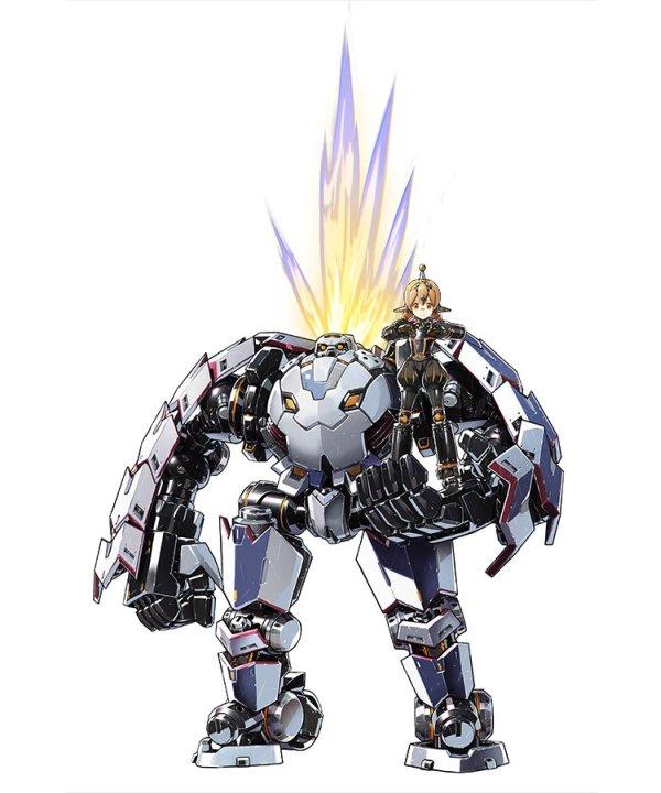 Xenoblade Chronicles 2 - Poppi Buster